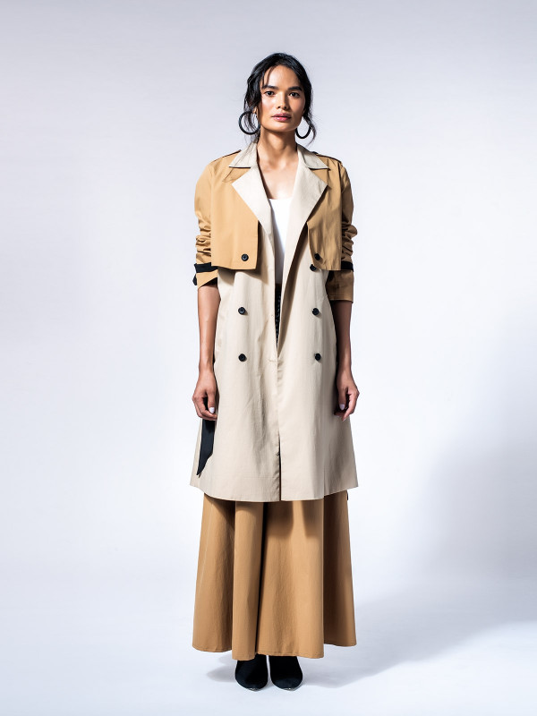 Sumera Trench Coat
