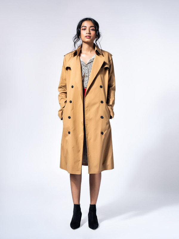 Barrior Trench Coat